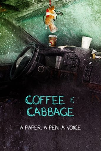 Coffee & Cabbage Poster