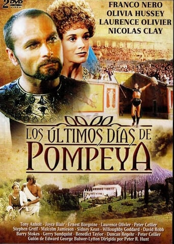 Capitulos de: The Last Days of Pompeii