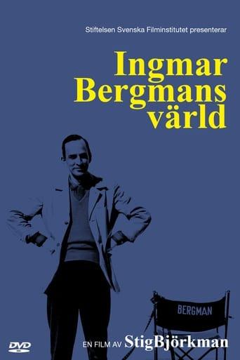 Poster of Ingmar Bergmans värld