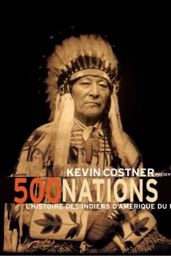 Poster of 500 Nations