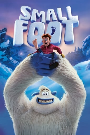 Poster of Smallfoot