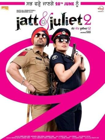 Poster of Jatt & Juliet 2