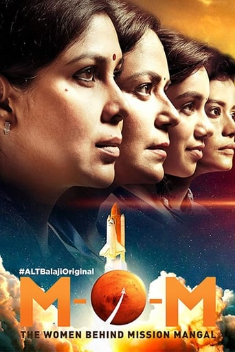 Poster of Mission Over Mars