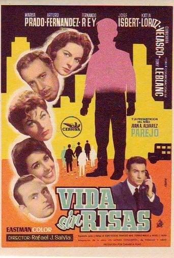 Poster of Vida sin risas
