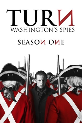 Posūkis / TURN: Washington's Spies (2014) 1 Sezonas EN