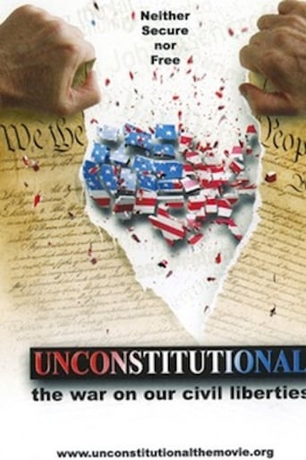 Poster of Unconstitutional: The War On Our Civil Liberties