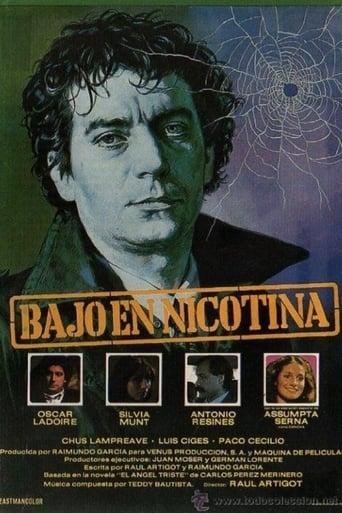 Poster of Bajo en nicotina