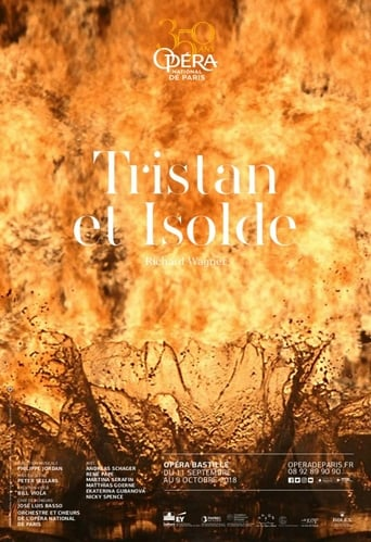 Poster of Wagner: Tristan und Isolde