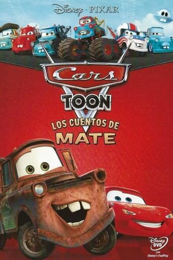Poster of Cars Toon: Los cuentos de Mate