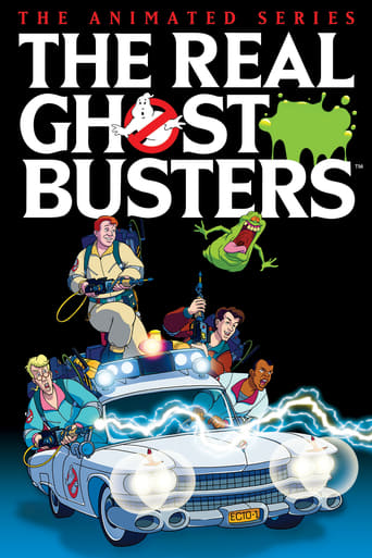 poster of The Real Ghostbusters
