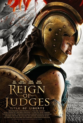 Poster of Reign of Judges: Title of Liberty - Concept Short