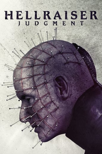 Poster of Hellraiser: Judgment