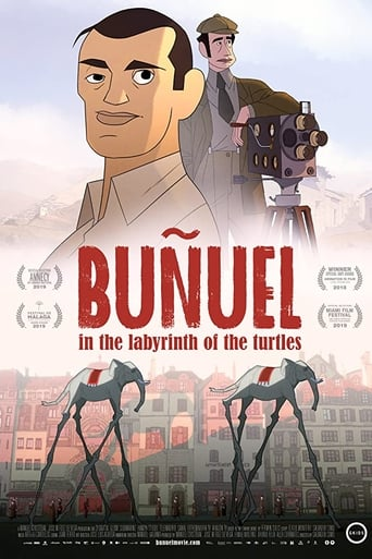 Watch Buñuel in the Labyrinth of the Turtles 2019 full online free