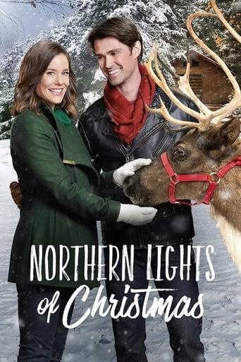 Poster of Northern Lights of Christmas