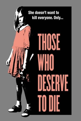 Those Who Deserve to Die Poster
