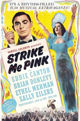 Poster of Strike Me Pink