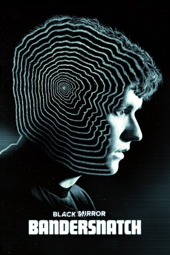 Black Mirror Bandersnatch - Poster