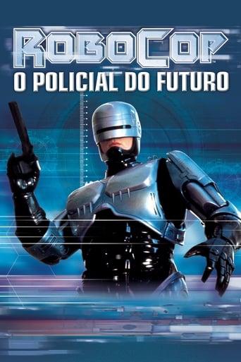 Robocop – o Policial do Futuro (1987) Bluray 720p Dublado Torrent Download