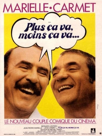 Poster of Plus ça va, moins ça va