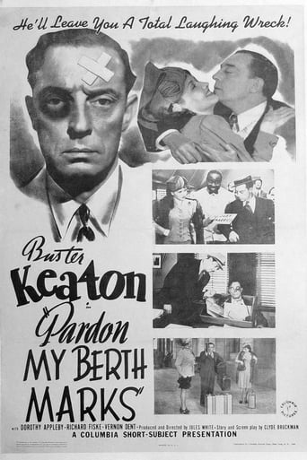 Poster of Pardon My Berth Marks