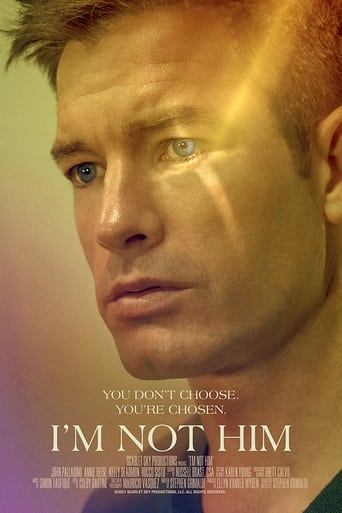 I'm Not Him Poster