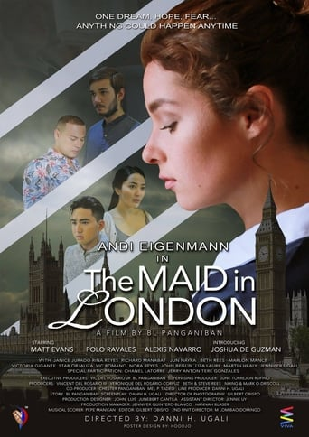 Poster of The Maid In London