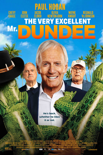 Poster of The Very Excellent Mr. Dundee