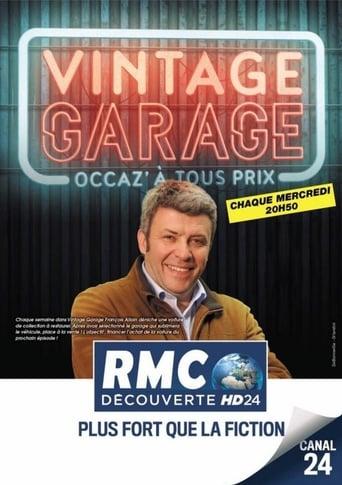 Poster of Vintage Garage