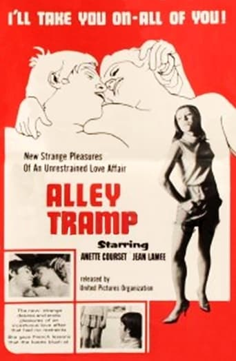 Poster of The Alley Tramp