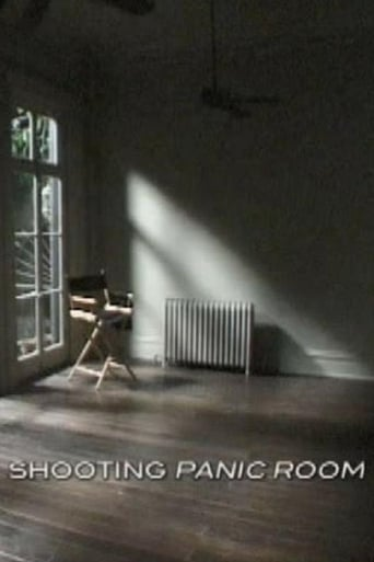 Poster of Shooting 'Panic Room'