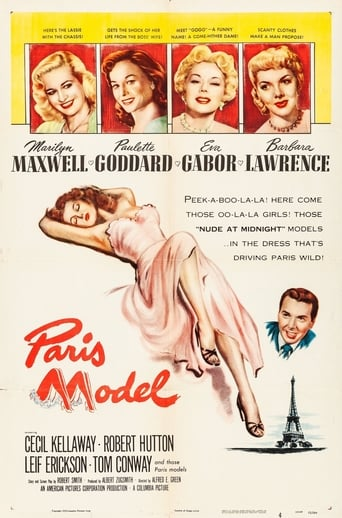 Poster of Paris Model