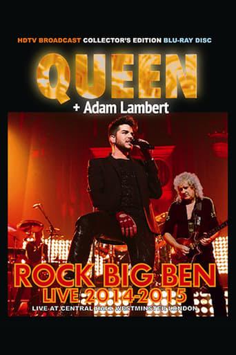 Poster of Queen + Adam Lambert: Rock Big Ben Live