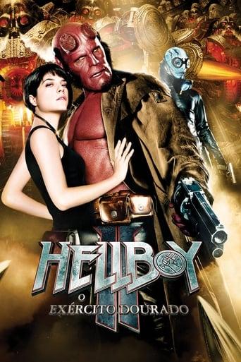 Hellboy 2: O Exército Dourado