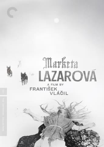 Poster Marketa Lazarová
