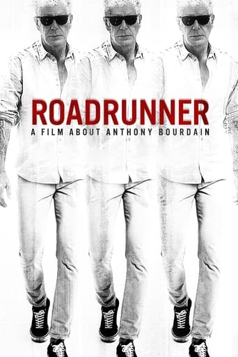 Poster Roadrunner: A Film About Anthony Bourdain