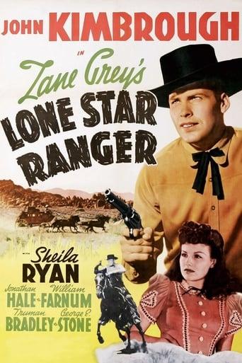 Poster of Lone Star Ranger