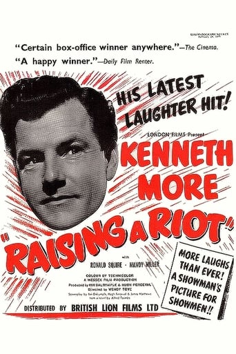 Poster of Raising a Riot