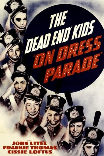 Poster of On Dress Parade