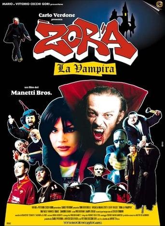 Poster of Zora la vampira