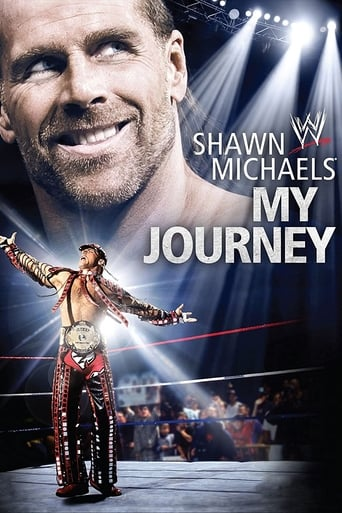 Poster of WWE: Shawn Michaels: My Journey