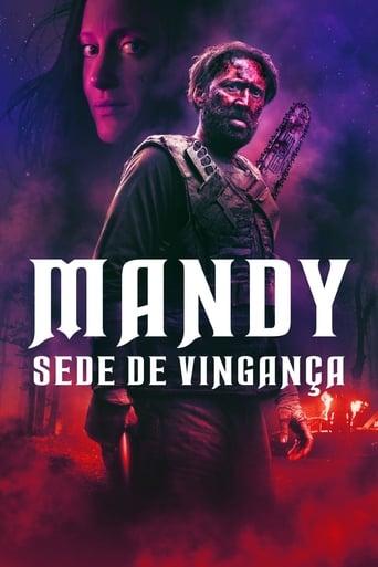 Mandy: Sede de Vingança - Poster