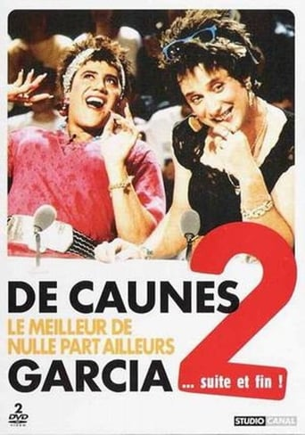Poster of De Caunes-Garcia - Le meilleur de Nulle part ailleurs 2 ... suite et fin !