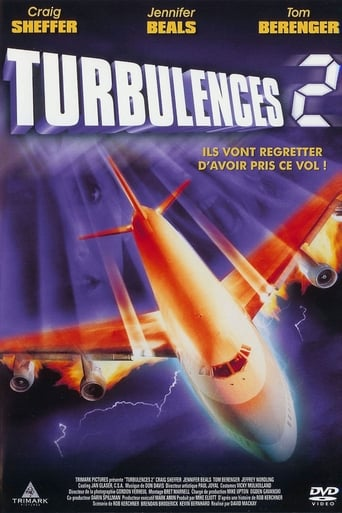 Poster of Turbulences 2, panique à bord