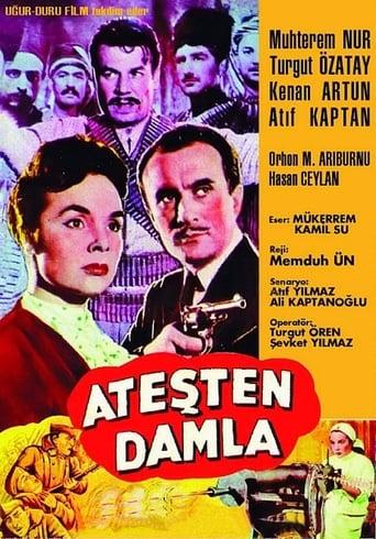 Poster of Ateşten Damla