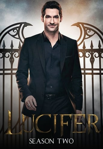 Liuciferis / Lucifer (2016) 2 Sezonas