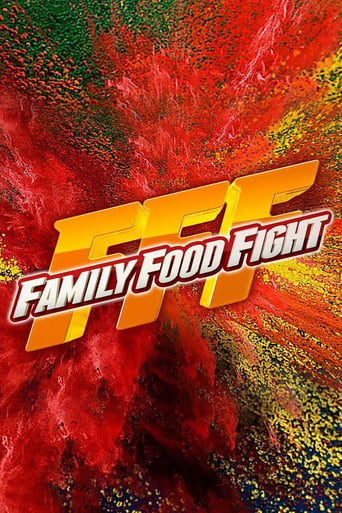 Poster of Family Food Fight
