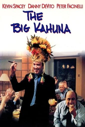 Poster of The Big Kahuna