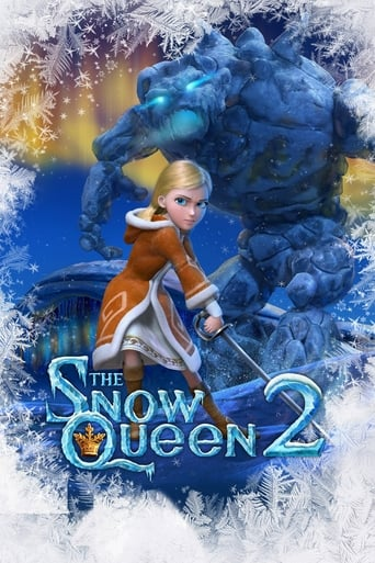 Poster of The Snow Queen 2: Refreeze