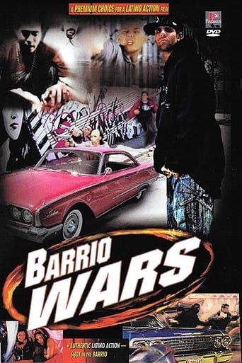 Poster of Barrio Wars