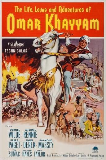 Poster of Omar Khayyam